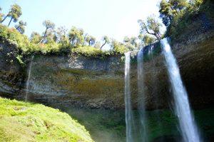 Cascadas Santa Ana y Dora