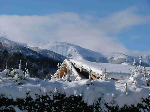 Villa la Angostura Invierno