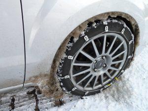 Cadenas de Nieve